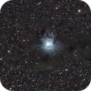 Iris Nebula,                                Drew Lanphere
