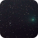C-2018 Y1 Iwamoto Comet,                                  Eric Milewski