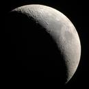Mond mit dem iPhone,                                Thomas Hellwing