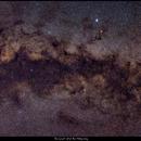 The Great rift of the Milky Way,                                Robert Sälg