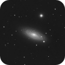 NGC 2841 In Monochrome,                                mikefulb