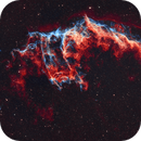 NGC 6992 East Veil Nebula,                                Matt Proulx