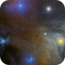 Rho Ophiuchi, Messier 4, and PGC 90239,                                Anthony Quintile