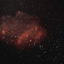 IC 4628 the Prawn Nebula,                                RonAdams