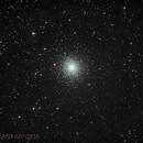 ammasso globulare M92,                                Circolo AStrofili Talmassons