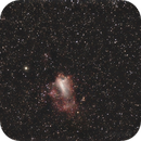 M17: Omega Nebula,                                Claustonberry