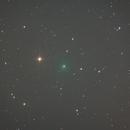 C/2020 T2 (Palomar) on 2020 April 19 16h49 UTC,                                Steed Yu