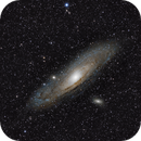Andromeda Galaxy (M 31),                                Stephan Schäfer