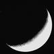 Lunar Occultation of Mars,                                Chris W