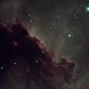 NGC 6188 in Ha Oiii bicolor,                                Freestar8n