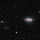 NGC 4725, 4747, 4712,                                  Vadim Kozatchenko