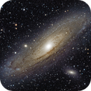 M31 The Andromeda Galaxy,                                  Sol Lee