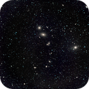 Markarjan´s Chain - NGC4438 etc - widefield overview,                                Georg N. Nyman