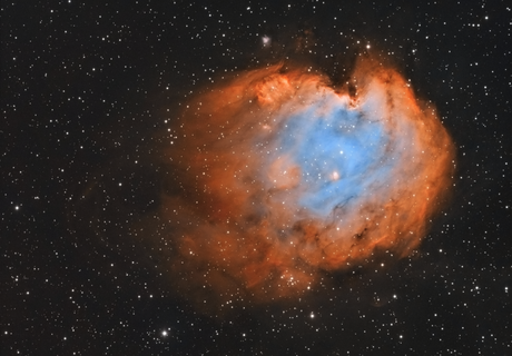 NGC-2174 The Monkey Head Nebula,                                Iñigo Gamarra