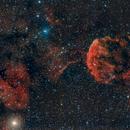 IC443 Quallennebel,                                Gerhard Aschenbre...