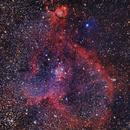 Heart Nebula,                                Jose Tortola