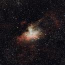 NGC 6611 (M16),                                Ramón Delgado Fernández