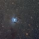 NGC 7023 - IRIS QHY600 First RGB,                                Patrick Dufour