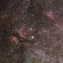 Butterfly Nebula IC1318,                                AndreP