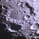 Crater Clavius,                                Garry O'Brien