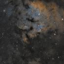 NGC7822 - SHO,                                Xaxas