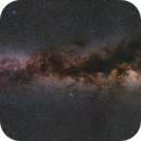 Milky Way Mosaic,                                João Pedro Marques