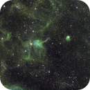 The Spider and Fly (IC417 and NGC 1931),                                Pawel Zgrzebnicki