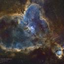IC1805 Heart Nebula,                                Graem Lourens