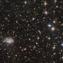 NGC 1961 and Surroundings,                                Garrett Hubing