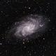 Messier 33 - The Triangulum Galaxy,                                Alan Mason