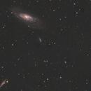 M106 - a short half hour,                                  David Goldstein