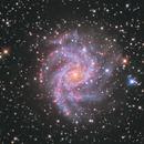 The Fireworks Galaxy (NGC 6946),                                  Chris Sullivan