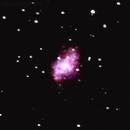 M1 crab nebula,                                DrRMM