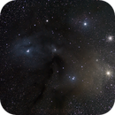 Antares and Rho Oph region,                                Dan Phillips