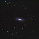 NGC 3115 (Spindle Galaxy),                                Yuriy Mazur