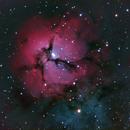 M20 - The Trifid Nebula,                                Samara