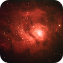 M8 - Lagoon Nebula,                                Robert Vice