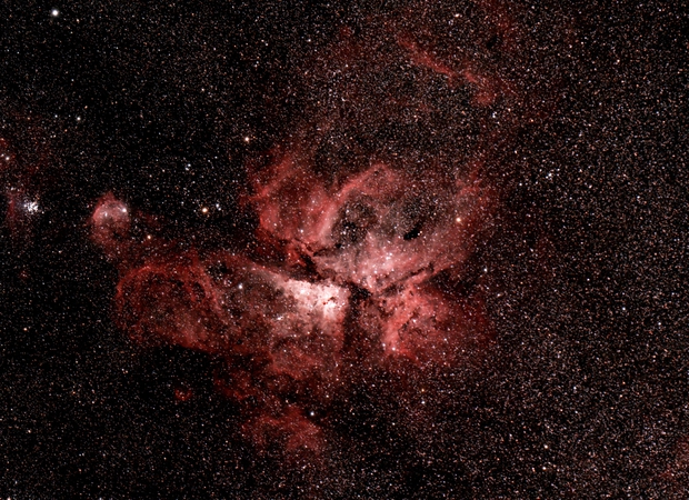 NGC 3372 Carina Nebula,                                Gregk