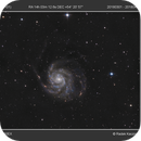 Pinwheel Galaxy,                    Radek Kaczorek