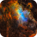 Messier 16 (Eagle Nebula),                                  Colin