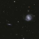 M100(NGC 4321),                                Yokoyama kasuak