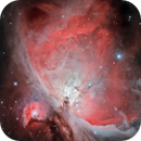 The Heart of The Great Orion Nebula (M42),                                Michael Kalika