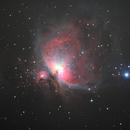 Orion Nebula,                                Enrico Pangrazi
