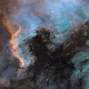 NGC7000 North america nebula,                                Jonathan Durand
