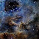 Rosette NB Dark Sky New Mexico,                                Rick Darden
