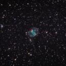 M76, The Little Dumbell Nebula,                                rveregin