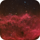 Menkib over California Nebula,                                Anthony Quintile