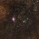 Milky Way Widefield with Saturn,                                Matthias Steiner