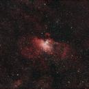 Eagle Nebula,                                Peter Komatović