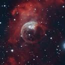 NGC 7635 The Bubble Nebula,                                Steve